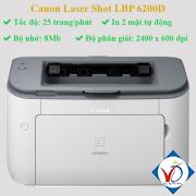 Canon LASER SHOT LBP 6200D